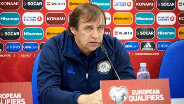 Бородюк прокомментировал уход из сборной Казахстана по футболу