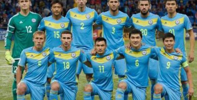 Определились соперники сборной Казахстана по футболу в Лиге наций