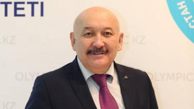Елсияр Канагатов покинул должность главы Комитета спорта