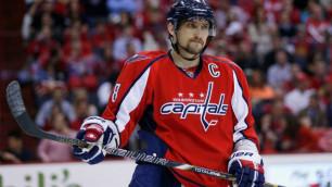 Овечкин победил в конкурсе на самый сильный бросок в мастер-шоу Матча звезд НХЛ