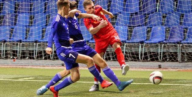 Юношеская сборная Казахстана крупно проиграла России и заняла последнее место на турнире в Минске