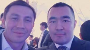 Шуменов прокомментировал свое появление на свадьбе с роскошным тортом в Шымкенте