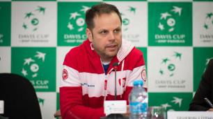 Капитан сборной Швейцарии назвал самого опасного казахстанского игрока и рассказал о планах Федерера в Кубке Дэвиса