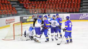 Сборная Казахстана по хоккею сыграет с хозяйкой зимней Олимпиады-2018