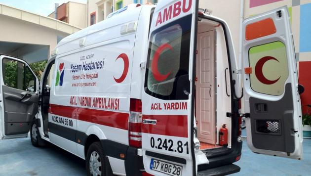 Турецкий футболист вступился за незнакомку и получил два удара ножом в сердце