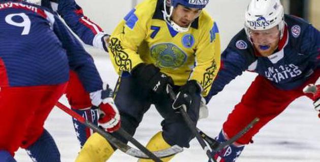 Определились все четвертьфинальные пары чемпионата мира по бенди с участием сборной Казахстана