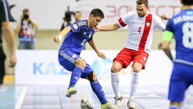 Турнирный расклад. Почему сборной Казахстана по футзалу нельзя проигрывать Польше на Евро-2018