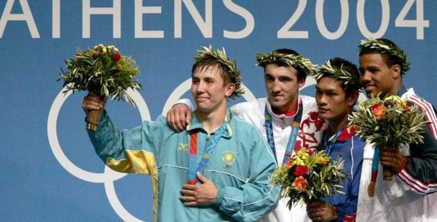 Геннадий Головкин встретился со своим российским обидчиком по финалу Олимпиады-2004