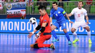 Специалист назвал причины успеха команды Какау в стартовом матче Евро-2018 по футзалу и определил фаворита матча Россия - Казахстан