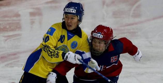 Капитан сборной Казахстана по бенди лидирует в списке лучших бомбардиров чемпионата мира