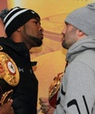 Гассиев и Дортикос прошли взвешивание перед боем за два титула и выход в финал Всемирной суперсерии бокса