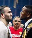 Букмекеры сделали прогноз на полуфинальный бой Всемирной суперсерии бокса Гассиев - Дортикос