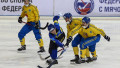 Обзор матча сборной Казахстана по бенди против действующего чемпиона в полуфинале ЧМ