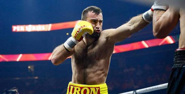 Видео нокаута, или как Гассиев вынес Дортикоса за канаты и вышел в финал WBSS