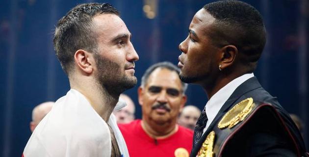 Видео полного боя Мурата Гассиева и Юниера Дортикоса в полуфинале Всемирной суперсерии бокса