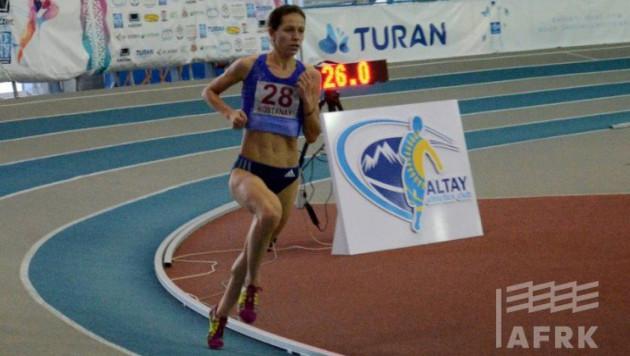 Казахстанские легкоатлеты заняли первое место в командном зачете чемпионата Азии в помещении