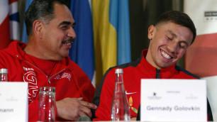 Тренер Головкина затравил Сондерса за бой с Лемье и упрекнул за жадность