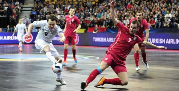 По белградскому сценарию? Превью к матчу 1/4 финала Евро-2018 по футзалу Сербия - Казахстан