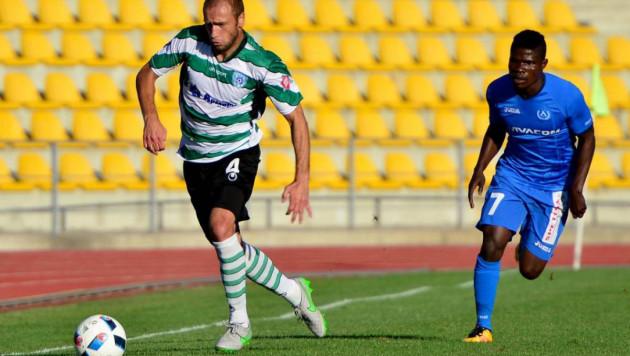 Бывший защитник сборной Болгарии перешел в казахстанский клуб