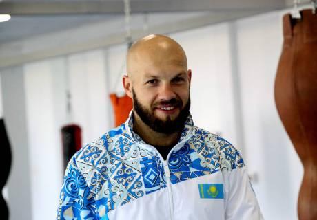Василий Левит. Фото с сайта kfb.kz