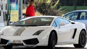 """Защитник """"Ромы"""" разбил Lamborghini в аварии"""