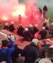Фанаты чемпиона Греции устроили беспорядки после поражения в дерби