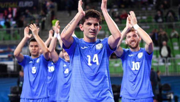 Видеообзор матча, или как сборная Казахстана пробилась в полуфинал Евро-2018 по футзалу
