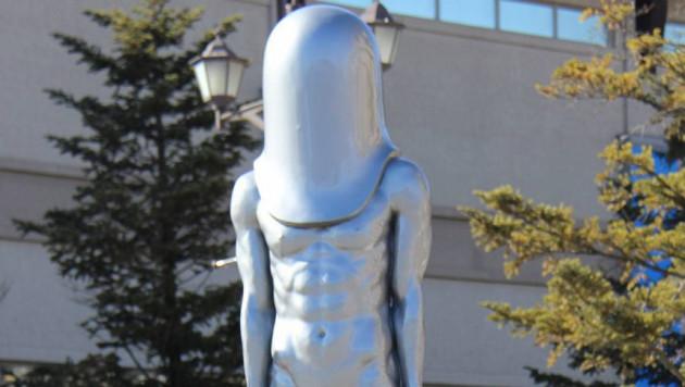 Скандал на Олимпиаде. Посетителей возмутили слишком откровенные скульптуры в Пхенчхане