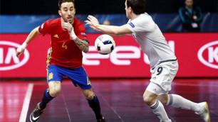 Взять реванш и войти в историю. Превью к матчу 1/2 финала Евро-2018 по футзалу Казахстан - Испания