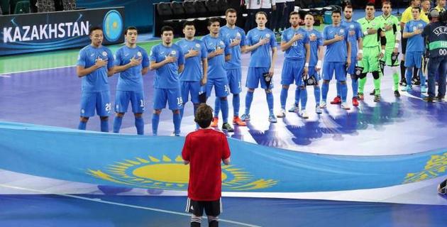 Сборные Казахстана и Испании назвали состав на полуфинальный матч Евро-2018 по футзалу