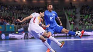 Настоящая драма. Видеообзор матча Казахстан - Испания в полуфинале Евро-2018 по футзалу