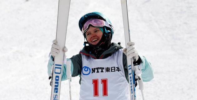 Казахстанская могулистка Юлия Галышева вышла в финал Олимпиады-2018 с первой попытки