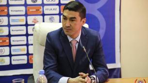 """Смаков рассказал о комплектовании """"Актобе"""" и ситуации с долгами клуба"""
