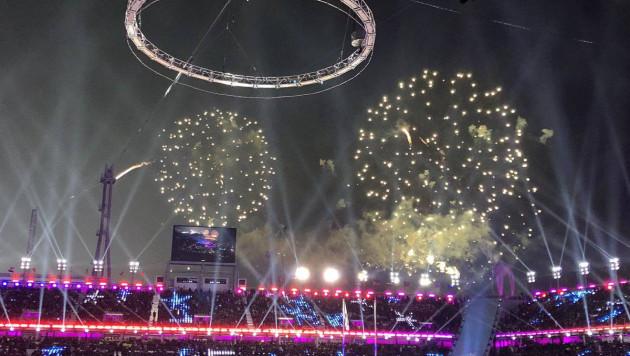 В Пхенчхане торжественно открыли зимнюю Олимпиаду-2018