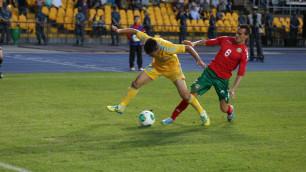Сборные Казахстана и Болгарии по футболу ведут переговоры о проведении товарищеского матча