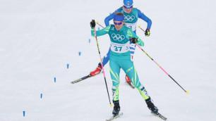 Казахстанская лыжница Анна Шевченко показала 36-й результат в скиатлоне на Играх-2018 в Пхенчхане