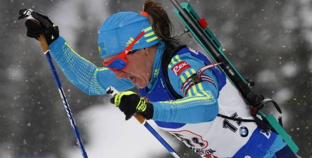 Букмекеры оценили шансы лидера сборной Казахстана по биатлону Вишневской на медали Олимпиады-2018 в спринте