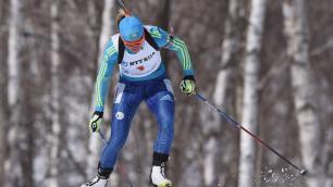 Казахстанская биатлонистка Вишневская прокомментировала первую гонку на Олимпиаде-2018