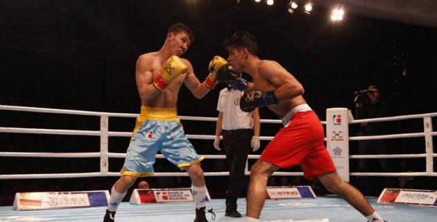 "Боксеры ""Астана Арланс"" одержали уверенную победу над новичком на старте WSB"