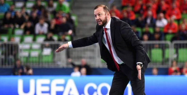 И Казахстан, и мы украсили бы финал Евро-2018, но футзал бывает жесток - тренер сборной России