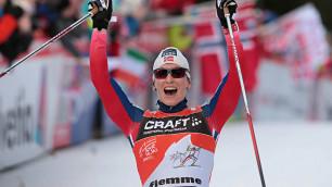 Норвежская лыжница Бьорген побила рекорд по количеству медалей на Олимпийских играх