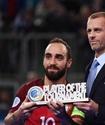 Португалец Рикардиньо стал лучшим бомбардиром и игроком Евро-2018 по футзалу