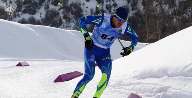 Лучший из казахстанцев в скиатлоне на Олимпиаде-2018 Виталий Пухкало финишировал 34-м