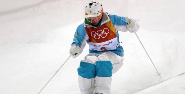 Галышева принесла первую в истории Казахстана медаль в могуле на ОИ