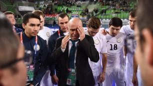 Специалист рассказал, кто может заменить Какау в сборной Казахстана по футзалу