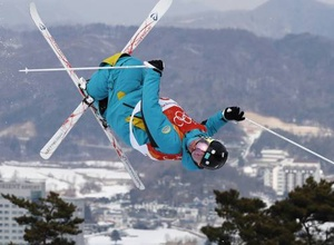 Казахстанский могулист Дмитрий Рейхерд остался без медали Олимпиады-2018