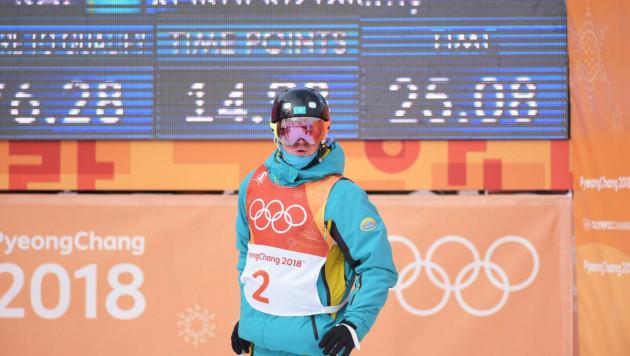 Один из главных казахстанских претендентов на медали Рейхерд назвал причины неудачи на Олимпиаде-2018