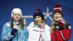 Сборная Казахстана упала в медальном зачете Олимпиады-2018