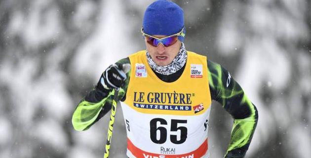 Полторанин успешно преодолел квалификацию спринта и выступит в 1/4 финала на Олимпиаде-2018