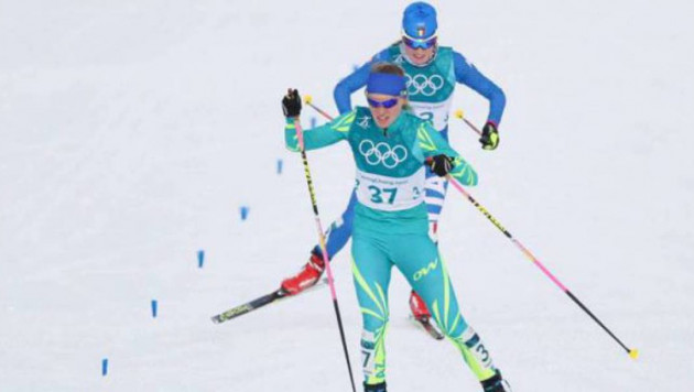 Казахстанская лыжница пробилась в четвертьфинал спринта на Олимпиаде-2018 в Корее